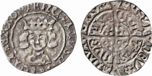 Henry VII Late Portrait Issues S.6464 Silver Groat