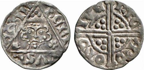 Henry III S.6240 Ricard Coarse Silver Penny
