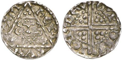 Henry III  S.6240 Davi  Coarse Silver Penny