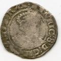 Ed VI Posthumous Henry VIII coinage S.6489 - 3 Pence