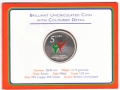 Ireland 2003 Copper Nickel Unc Special Olympics 5 Euro Coin