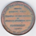 Dublin, Royal Irish Art Union Copper Award 1843