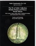 Noble World Token Sale Catalogue