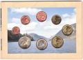 2006 Ireland Official Annual 8 Piece Coin Set