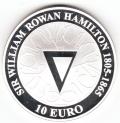 2005 Hamilton 10 Euro Silver Proof