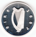 2007 Celtic 10 Euro Silver Proof