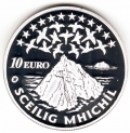 2008 Skellig Michael 10 Euro Silver Proof