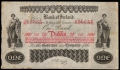1881 Bank of Ireland One Pound