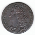 1685 Halfpenny of 13 Strings