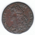 1685 Halfpenny of 14 Strings