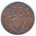 1752 Halfpenny Open Loop R