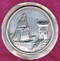 Youghal, Co. Cork Silver Magistrate's Badge
