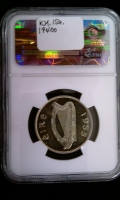1955 Gem 4 piece Irish Proof Set