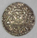 Henry III Late Silver 1d w Broad Open Shoulders S.6243 Ricard