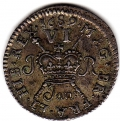 Jan: 1689 Silver Gunmoney 6d