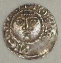 John 2nd Dominus Coinage Halfpenny Moneyer Tomas