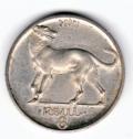 1927 Morbiducci Six Pence
