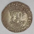 Posthumous Henry VIII Six Penny Groat ex Finn