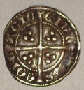 Edward I Cork Penny 1295 - c.1296