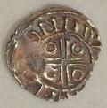 John 2nd DOMinus Coinage Halfpenny Moneyer Norman