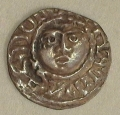 John 2nd DOMinus Coinage Halfpenny Moneyer Tomas