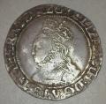 Elizabeth I Fine Silver Shilling dated 1561