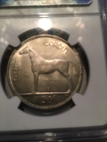 1937 Halfcrown Choice Uncirculated NGC MS62