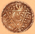 King John Silver Penny Roberd moneyer