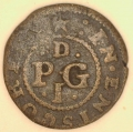 St. Patricke for Ierland 17th Cent Token