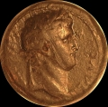 Rare Otho Bronze of Antioch AE 28