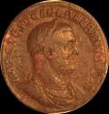Balbinus Sestertius