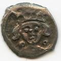 Richard III Cross & Pellets Silver Penny of Dublin