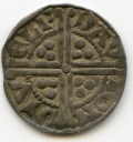 Henry III Silver Penny S.6240 moneyer Davi