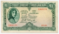 A First Date Lady Lavery 1928 One Pound