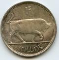 1942 Shilling Gem BU