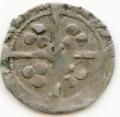 York restored Richard III Silver Durham mint Penny