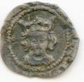 York restored Richard III Silver London Halfpenny