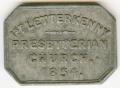 Letterkenny, Co.Donegal 1854 Communion Token
