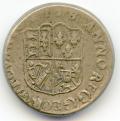 Irish 1718 Coin Weight for Pistole