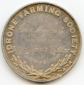 1847 Idrone Farming Society, Co. Carlow, Best Heifer by J.C. Parkes