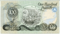 Northern Ireland Allied Irish Banks 100 Pounds 1 Dec 1988 PMG 64 EPQ