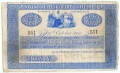 Provincial Bank of Ireland Blue 20 Pound 20 Oct 1904 Blake Callaway Plate Note