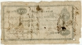 Early Bank of Ireland Nathaniel Low One Pound 7 Sept 1819