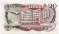 Bank of Ireland No Date 1985 Ten Pound Harrison signature